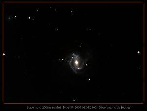 Supernova 2008in