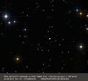 Supernova 2012 fc
